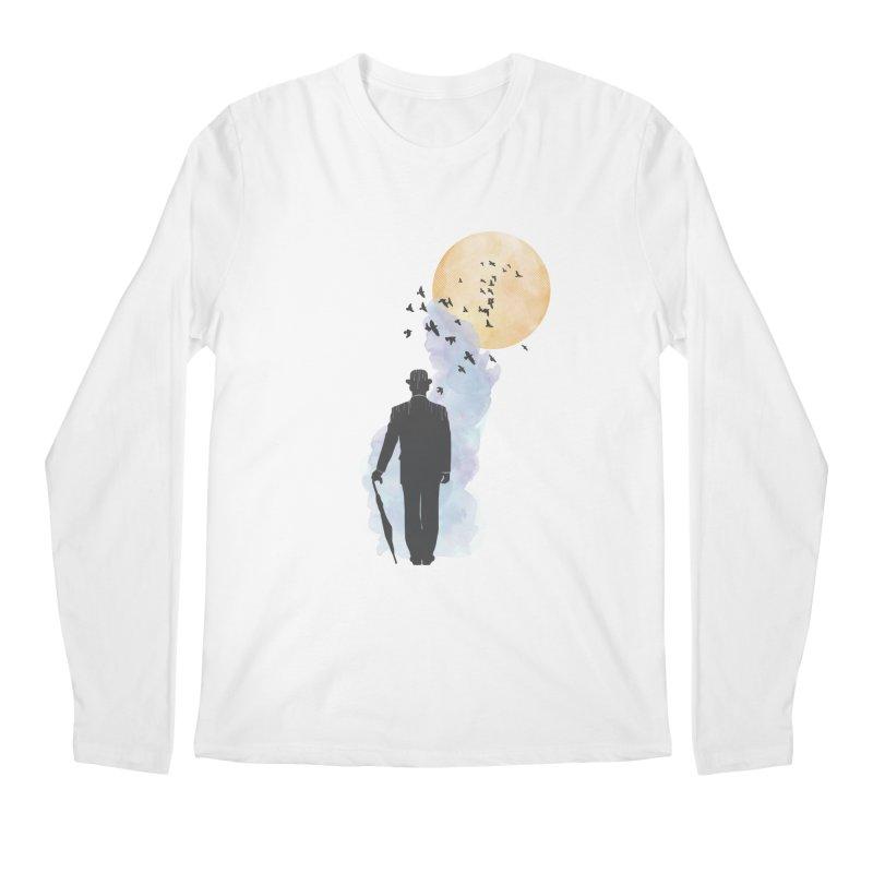 Free Birds Men's Longsleeve T-Shirt by freeimagination's Artist Shop