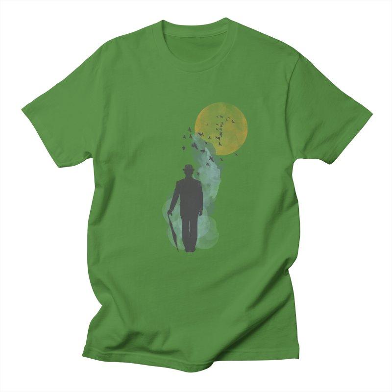 Free Birds Men's T-shirt by freeimagination's Artist Shop