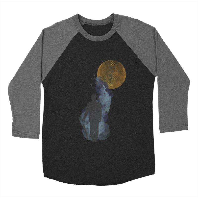 Free Birds Women's Baseball Triblend T-Shirt by freeimagination's Artist Shop