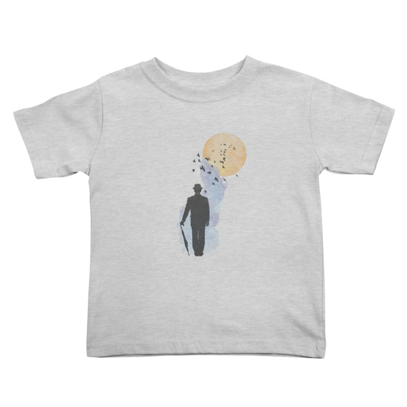 Free Birds Kids Toddler T-Shirt by freeimagination's Artist Shop