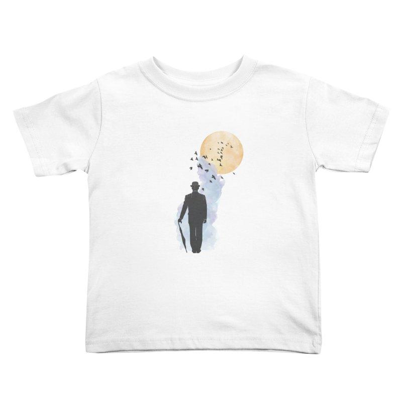 Free Birds Kids Toddler T-Shirt by freeimagination's Artist Shop