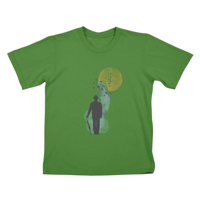 Free Birds Kids T-shirt by freeimagination's Artist Shop