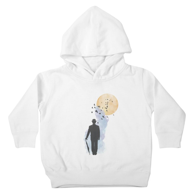 Free Birds Kids Toddler Pullover Hoody by freeimagination's Artist Shop