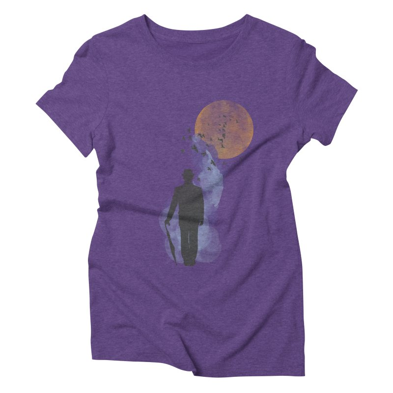 Free Birds Women's Triblend T-Shirt by freeimagination's Artist Shop