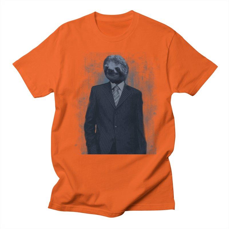 Slow Business Men's T-Shirt by freeimagination's Artist Shop