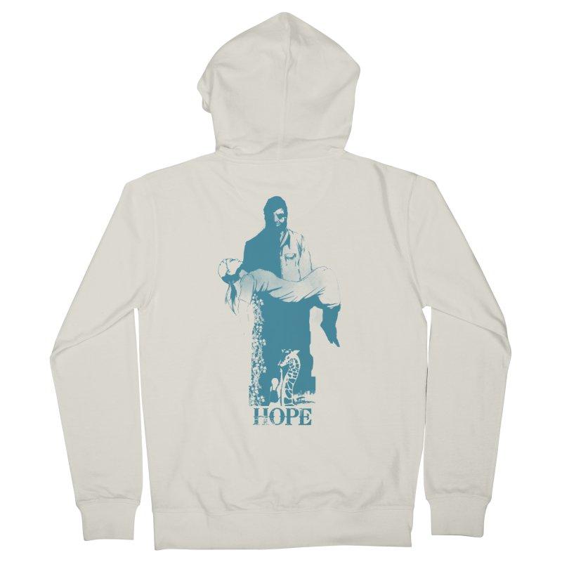 Hope Women's Zip-Up Hoody by freeimagination's Artist Shop