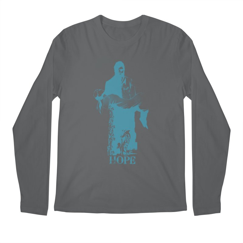 Hope Men's Longsleeve T-Shirt by freeimagination's Artist Shop