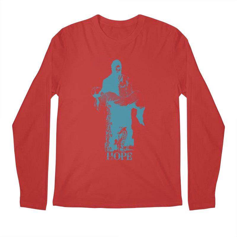 Hope Men's Longsleeve T-Shirt by freeimagination's Artist Shop