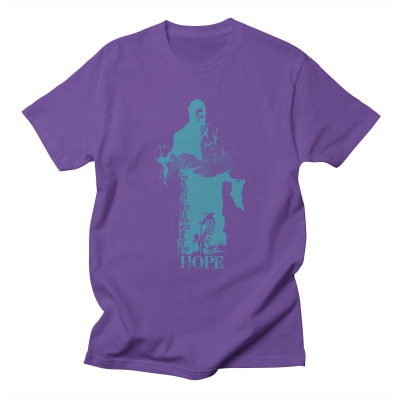 Hope Men's T-shirt by freeimagination's Artist Shop
