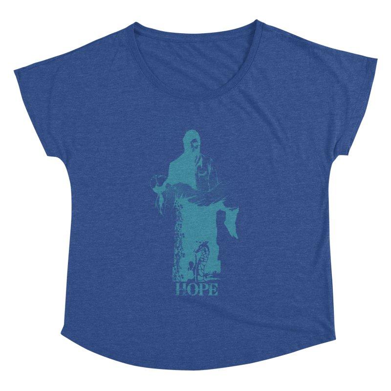 Hope Women's Dolman by freeimagination's Artist Shop