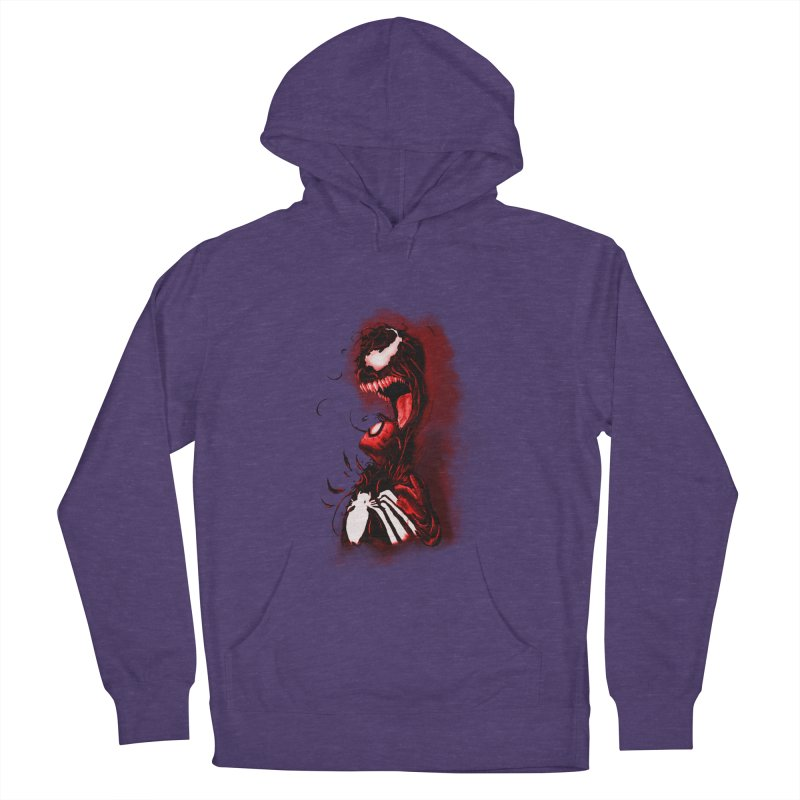 Into The Darkness Women's Pullover Hoody by freeimagination's Artist Shop