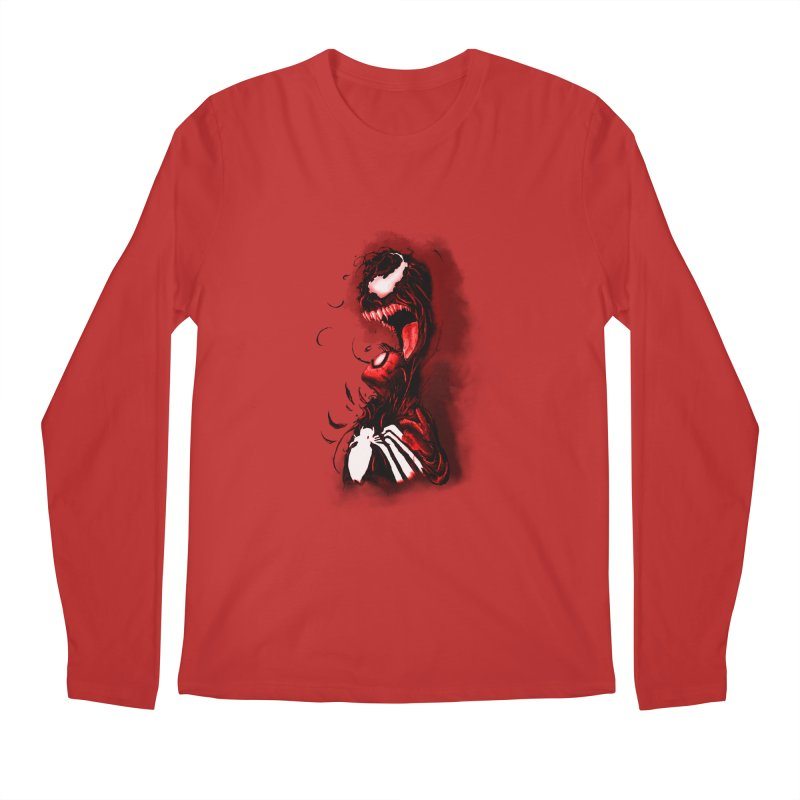 Into The Darkness Men's Longsleeve T-Shirt by freeimagination's Artist Shop
