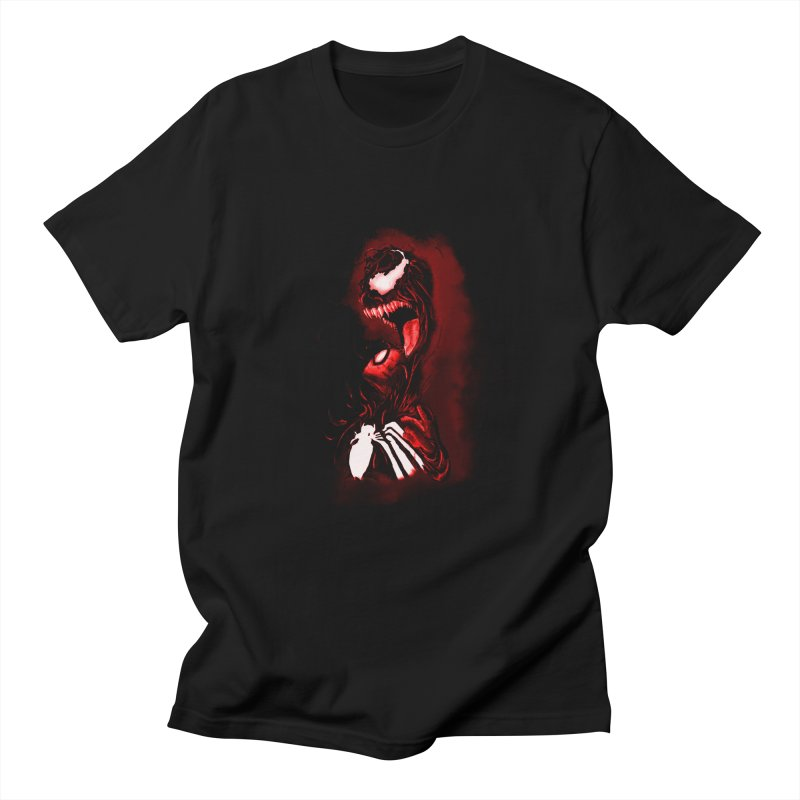 Into The Darkness Men's T-Shirt by freeimagination's Artist Shop