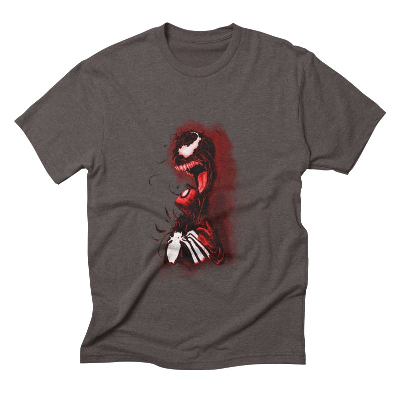 Into The Darkness Men's Triblend T-shirt by freeimagination's Artist Shop