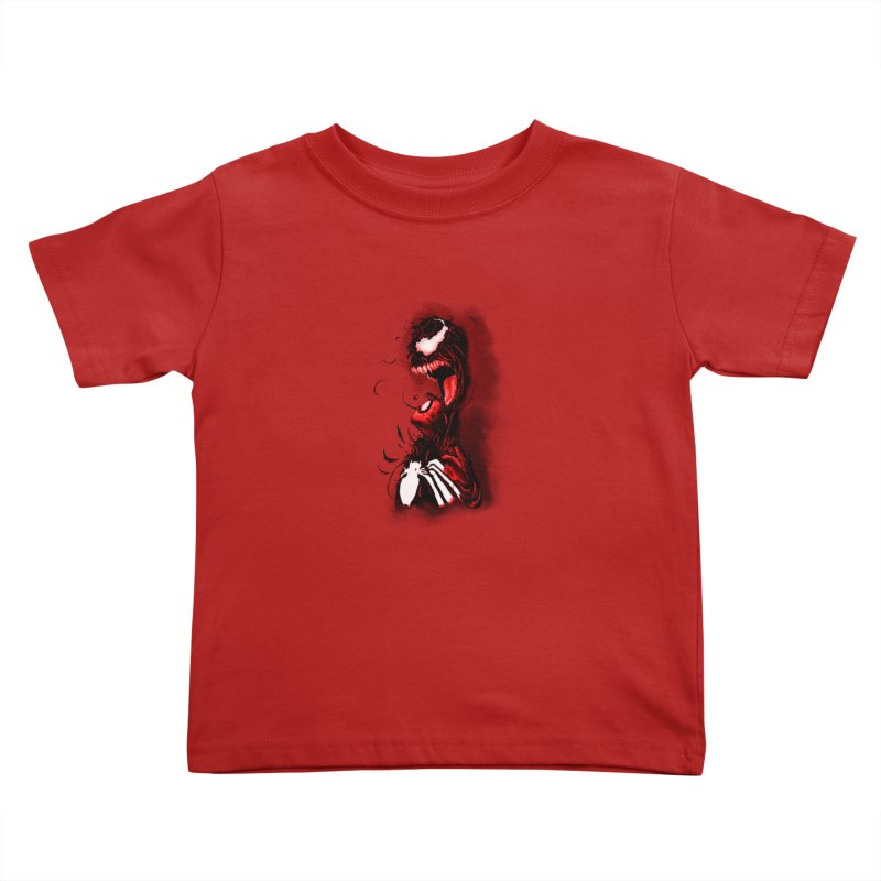 Into The Darkness Kids Toddler T-Shirt by freeimagination's Artist Shop
