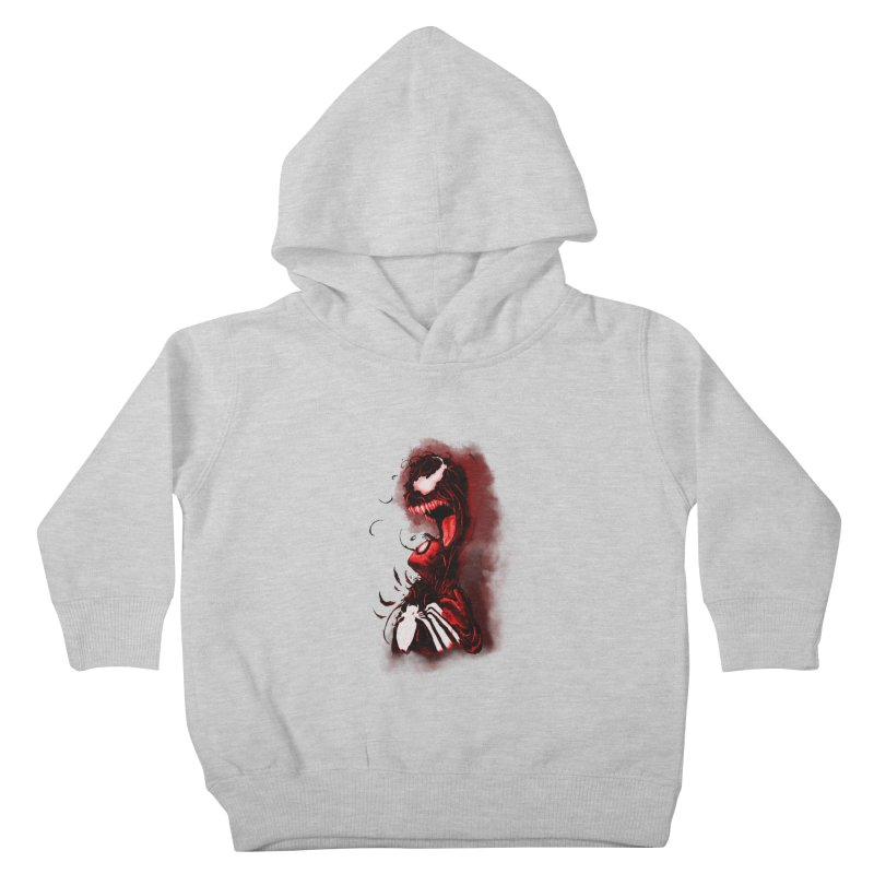 Into The Darkness Kids Toddler Pullover Hoody by freeimagination's Artist Shop