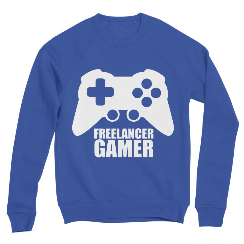 Freelancer Gamer Men's Sweatshirt by freelancergamer's Artist Shop