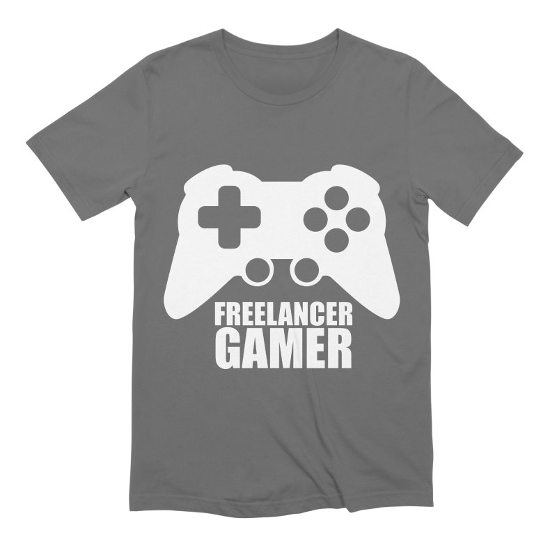 Freelancer Gamer Men's T-Shirt by freelancergamer's Artist Shop
