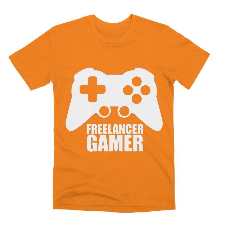 Freelancer Gamer Men's Premium T-Shirt by freelancergamer's Artist Shop