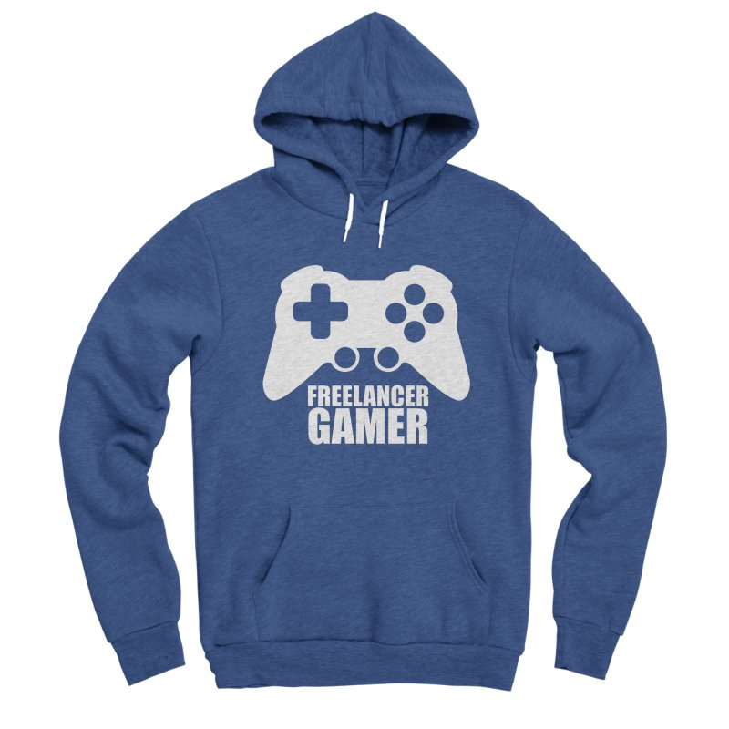 Freelancer Gamer Men's Sponge Fleece Pullover Hoody by freelancergamer's Artist Shop