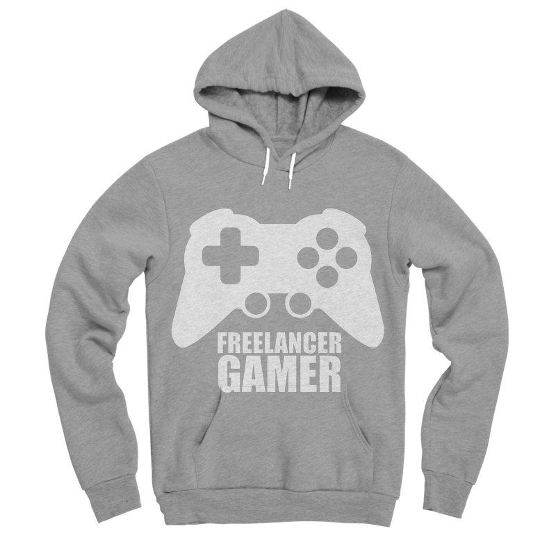 Freelancer Gamer Men's Sponge Fleece Pullover Hoody by freelancergamer's Artist Shop