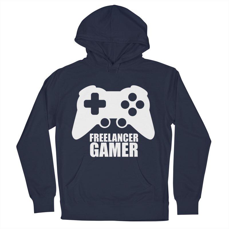 Freelancer Gamer Men's Pullover Hoody by freelancergamer's Artist Shop