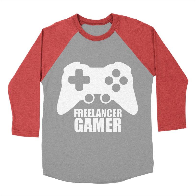 Freelancer Gamer Men's Longsleeve T-Shirt by freelancergamer's Artist Shop
