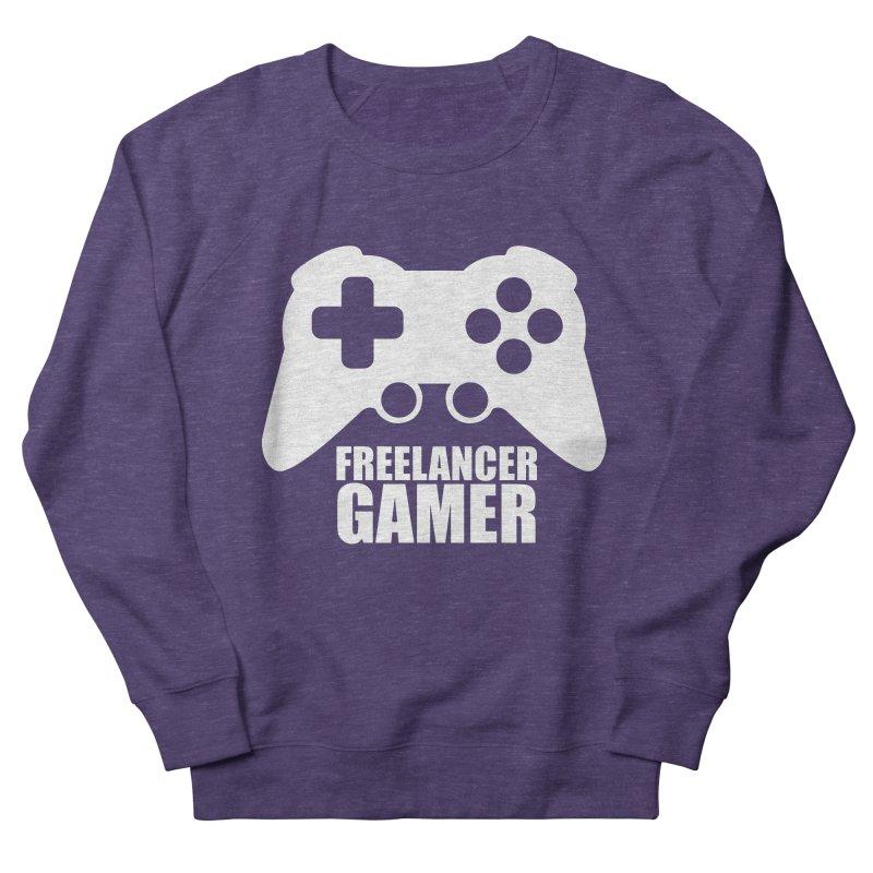 Freelancer Gamer Men's French Terry Sweatshirt by freelancergamer's Artist Shop