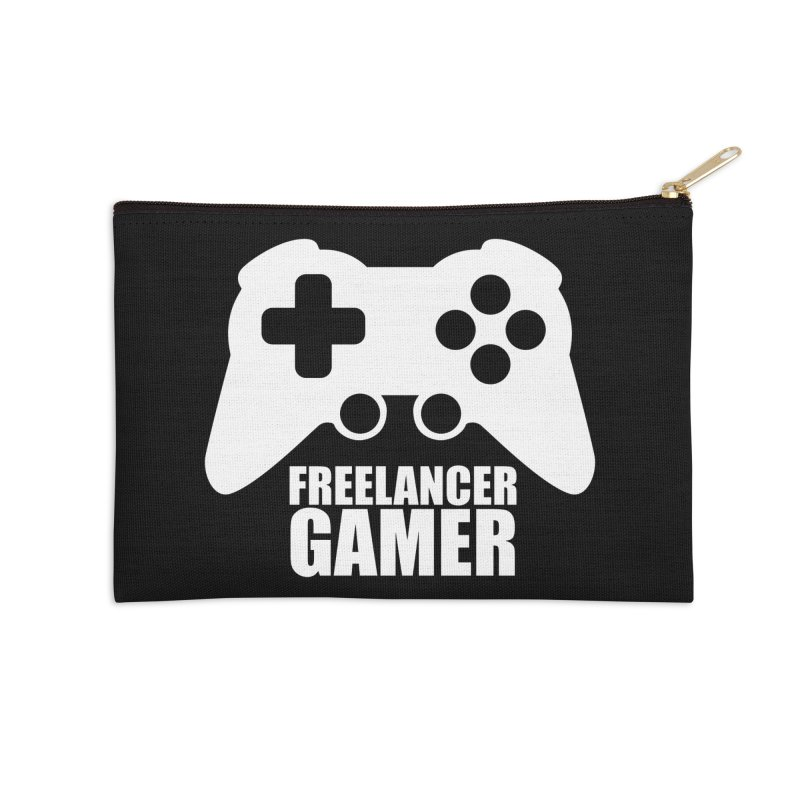Freelancer Gamer Accessories Zip Pouch by freelancergamer's Artist Shop