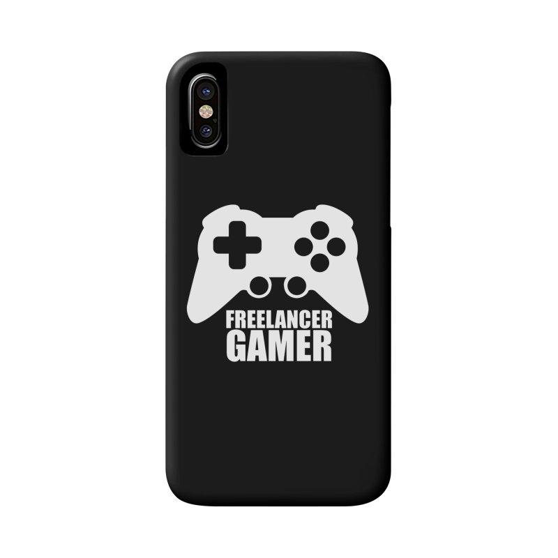 Freelancer Gamer Accessories Phone Case by freelancergamer's Artist Shop