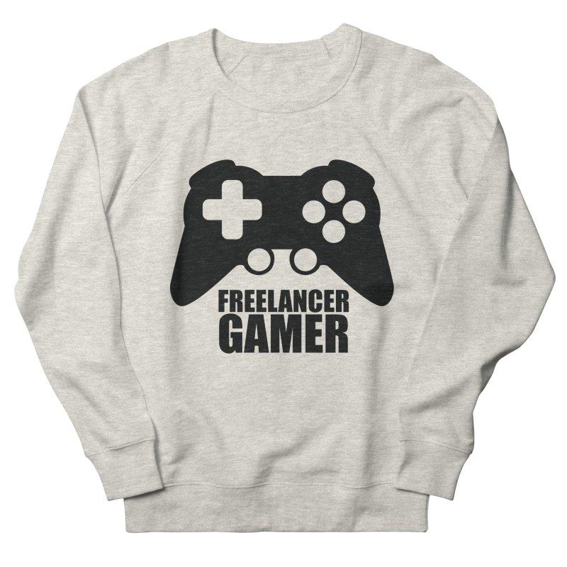 Freelancer Gamer Men's Sweatshirt by freelancergamer's Artist Shop