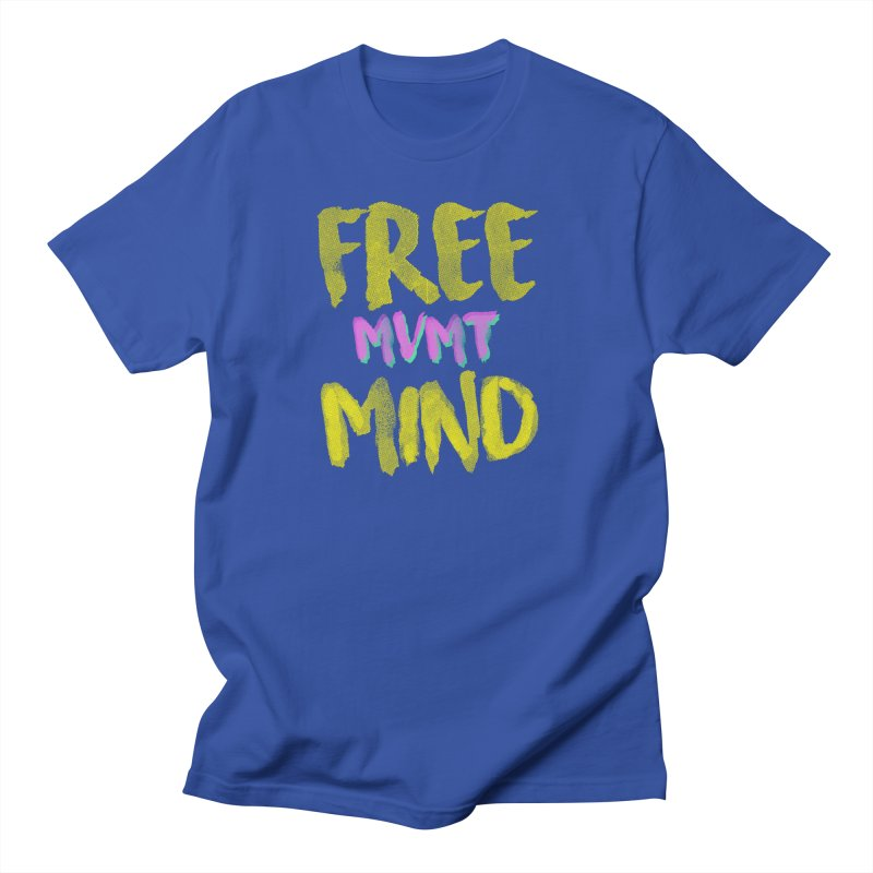 Freemind Black BG Men's T-Shirt by FreemindMVMT Merch