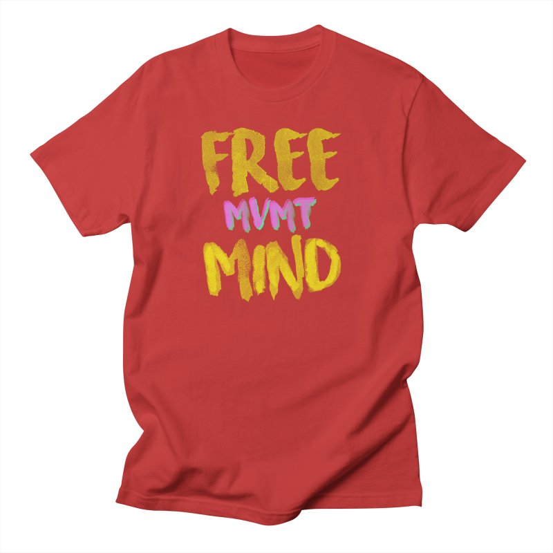 Freemind Black BG Men's T-Shirt by FreemindMVMT Merch