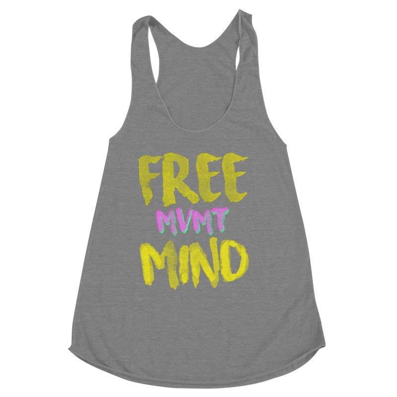 Freemind Black BG Women's Tank by FreemindMVMT Merch