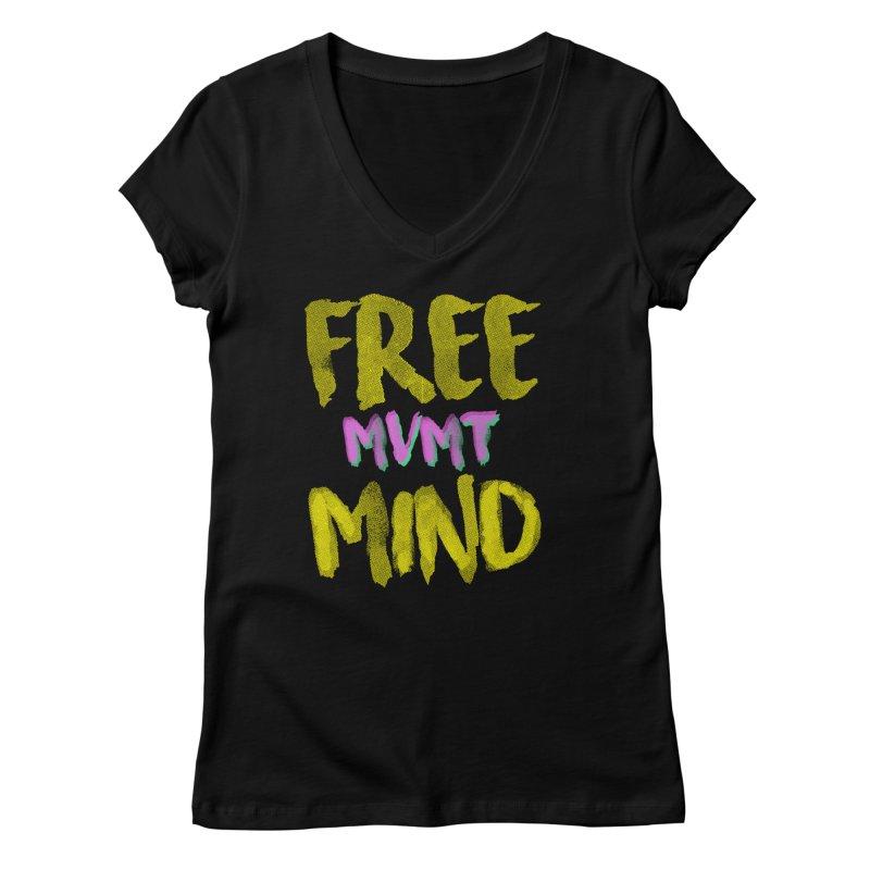 Women's None by FreemindMVMT Merch