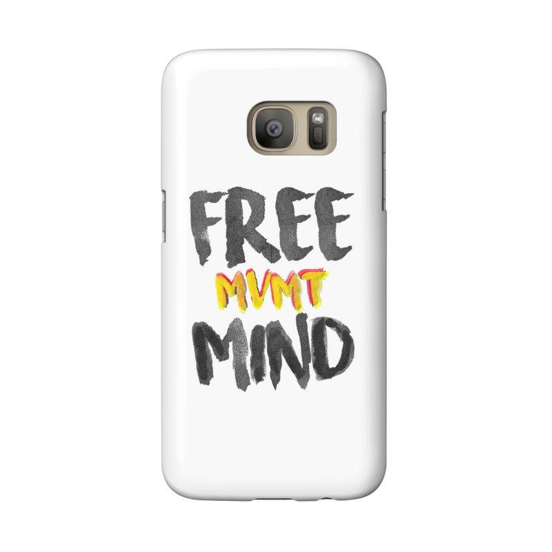Freemind White BG Accessories Phone Case by FreemindMVMT Merch