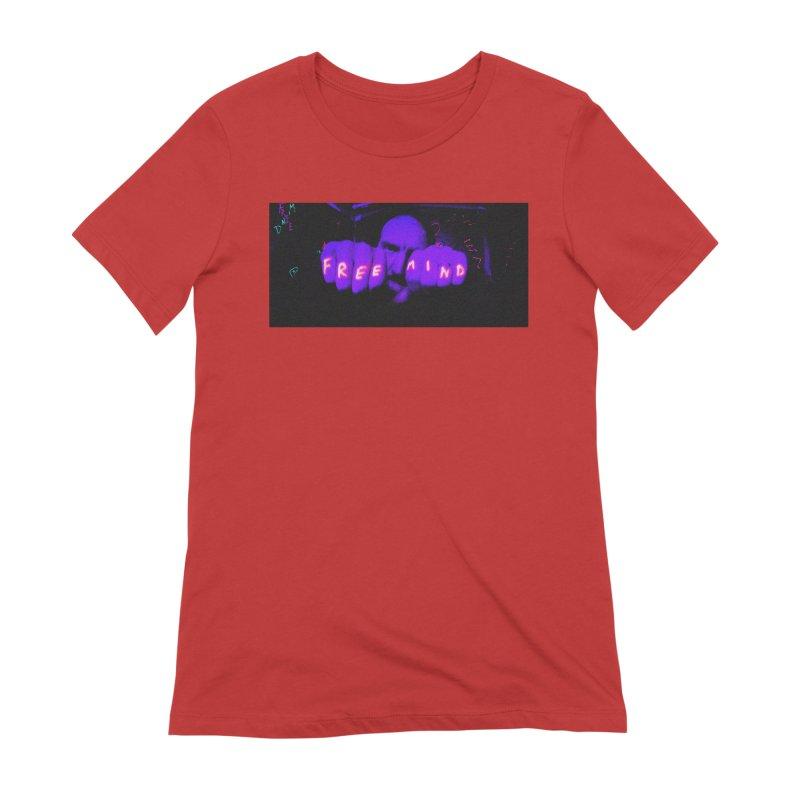 Knuckles Women's Extra Soft T-Shirt by FreemindMVMT Merch