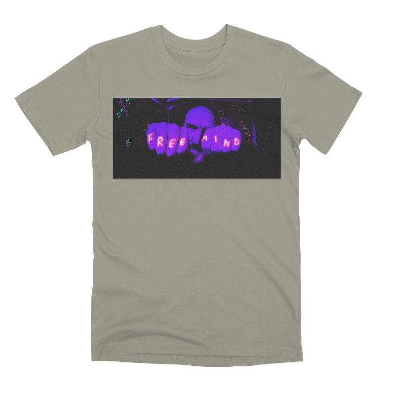 Knuckles Men's Premium T-Shirt by FreemindMVMT Merch