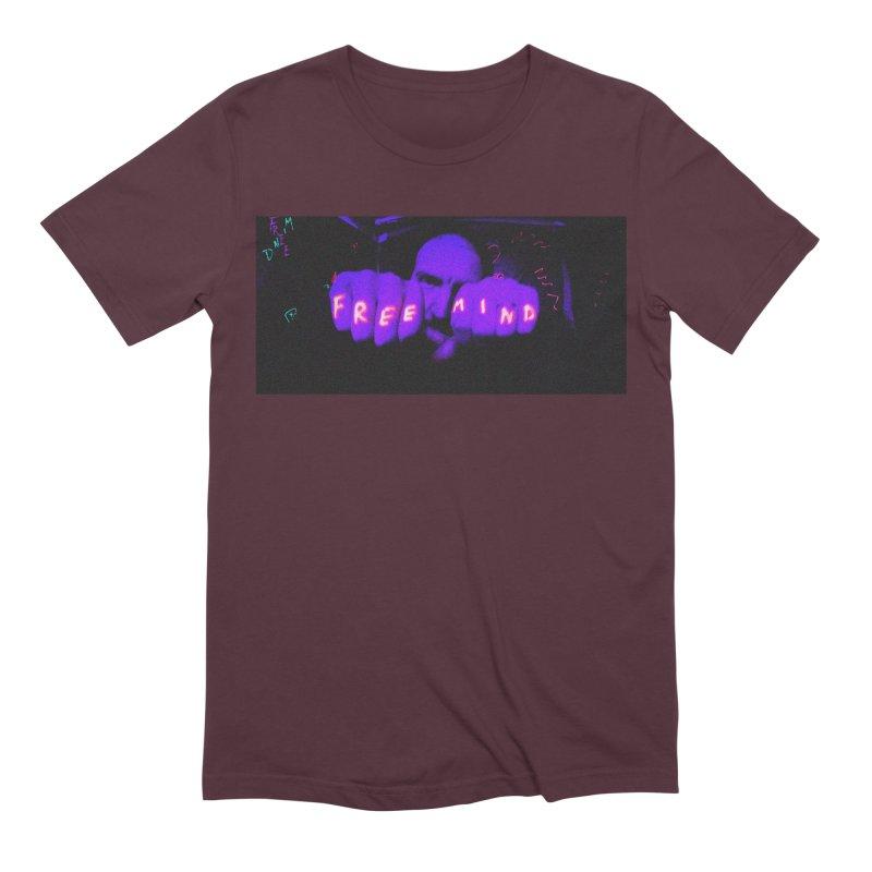 Knuckles Men's Extra Soft T-Shirt by FreemindMVMT Merch
