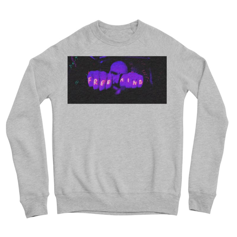 Knuckles Men's Sponge Fleece Sweatshirt by FreemindMVMT Merch