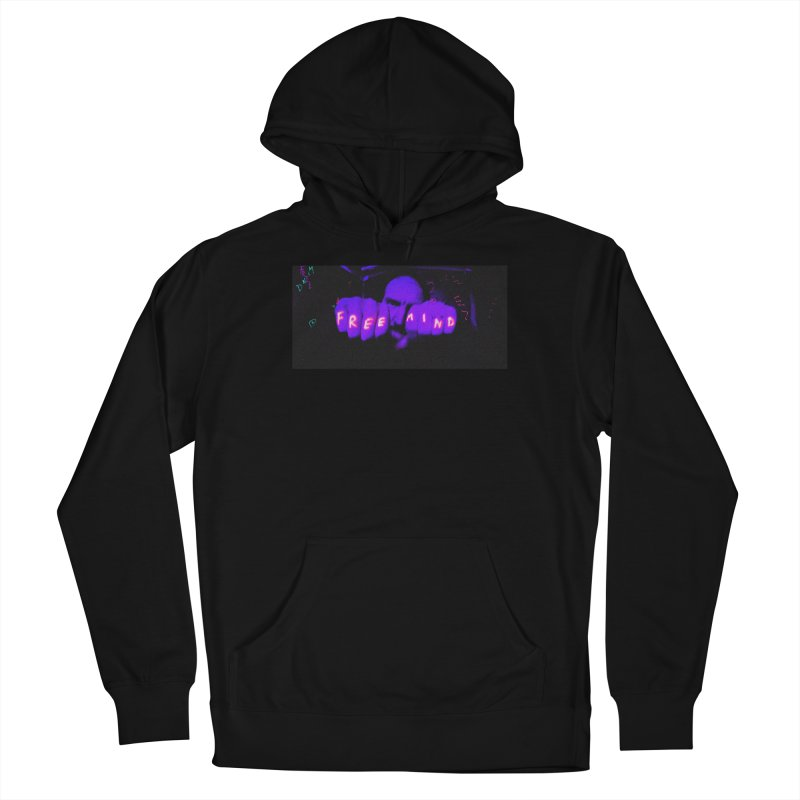 Knuckles Men's French Terry Pullover Hoody by FreemindMVMT Merch