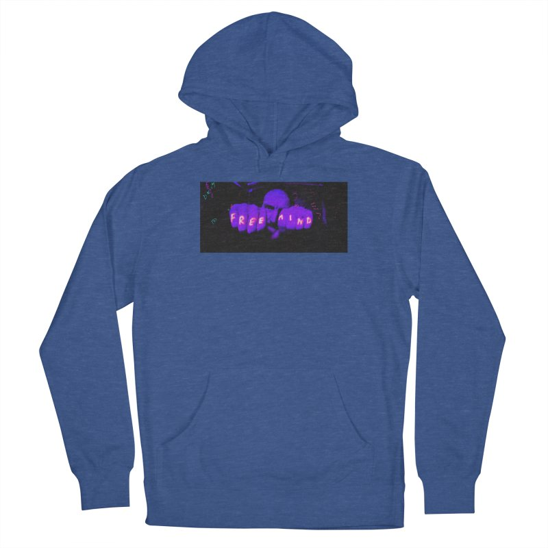 Knuckles Women's French Terry Pullover Hoody by FreemindMVMT Merch
