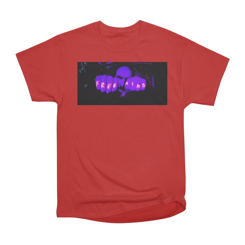 Knuckles Men's Heavyweight T-Shirt by FreemindMVMT Merch