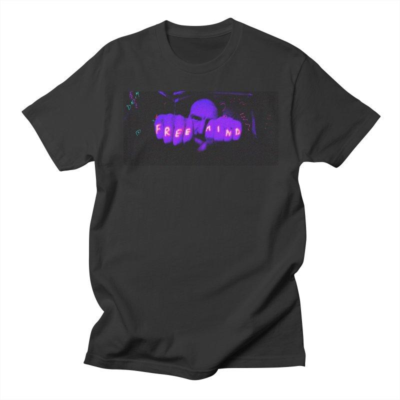 Knuckles Men's T-Shirt by FreemindMVMT Merch