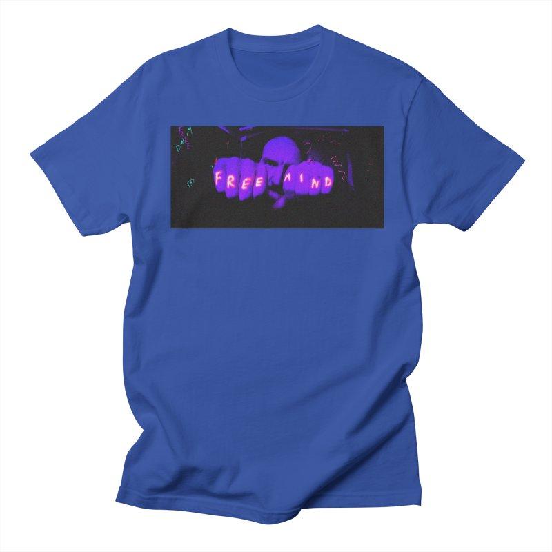 Knuckles Men's Regular T-Shirt by FreemindMVMT Merch