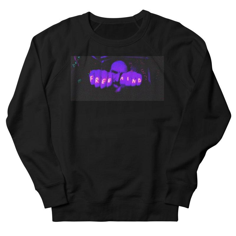 Knuckles Women's French Terry Sweatshirt by FreemindMVMT Merch