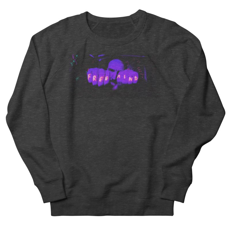 Knuckles Men's French Terry Sweatshirt by FreemindMVMT Merch