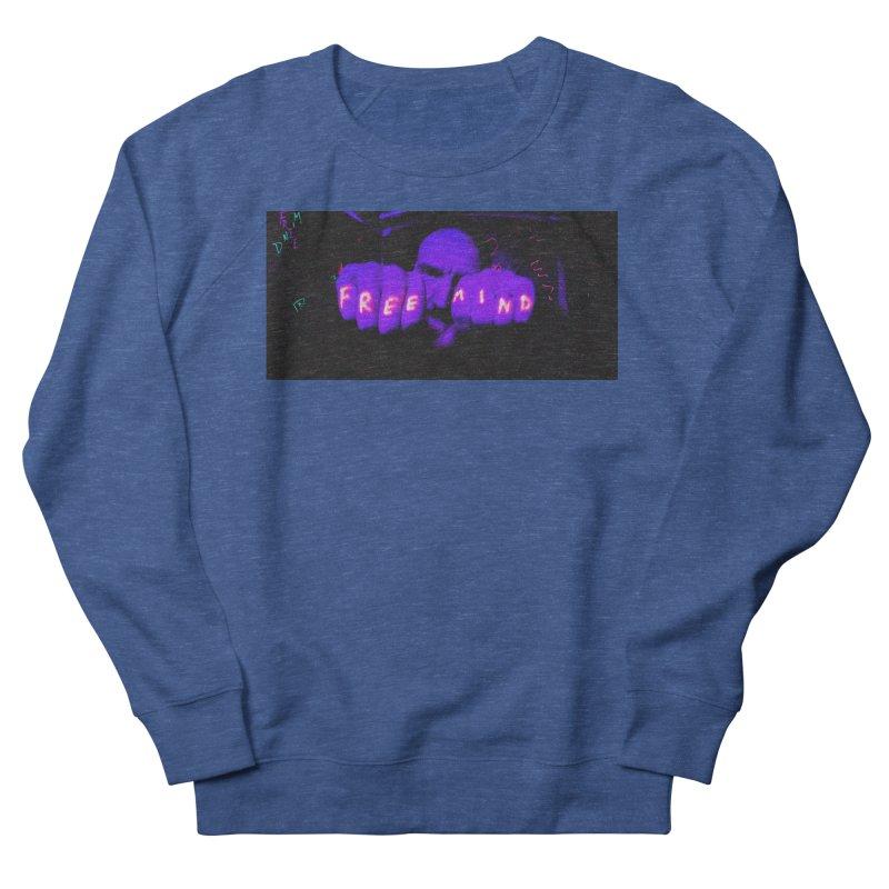 Knuckles Men's Sweatshirt by FreemindMVMT Merch
