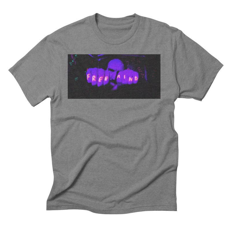 Knuckles Men's Triblend T-Shirt by FreemindMVMT Merch