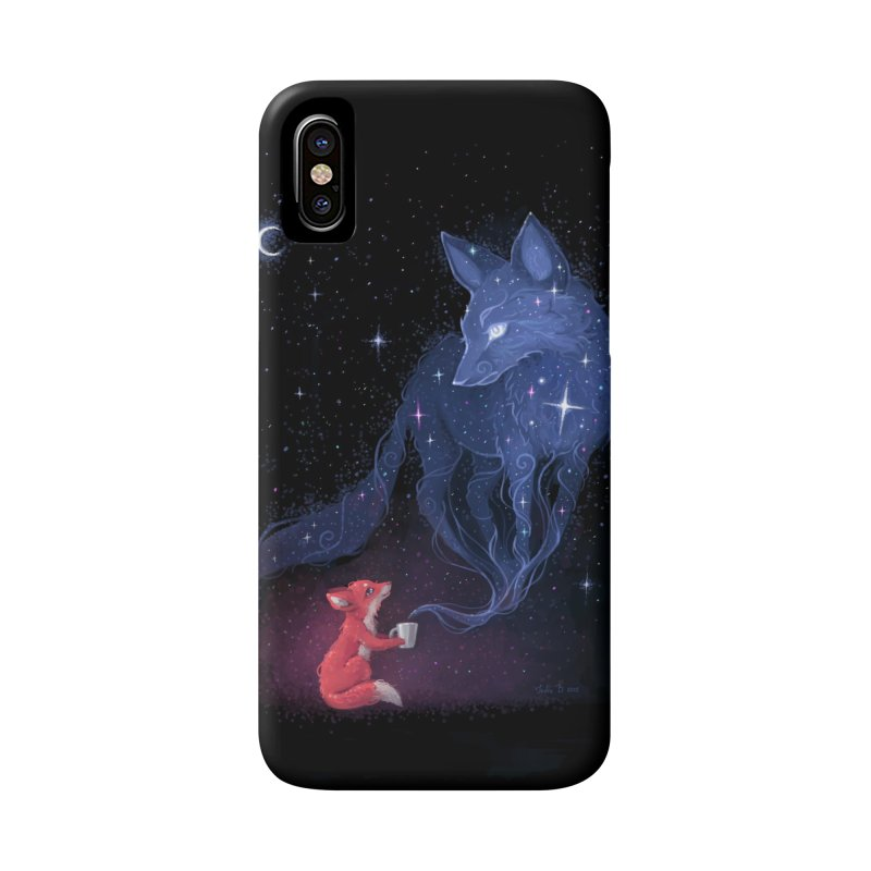 Celestial Accessories Phone Case by Freeminds
